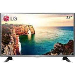 """TV Smart LED 32"""" LG 32LJ600B HD"""