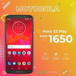 Motorola Moto Z3 Play 64GB - Sem Snap - LP