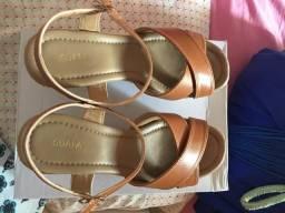 Vendo sandália guapa / nunca usada