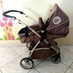 Carrinho de Bebê Galzerano Maly Dzieco