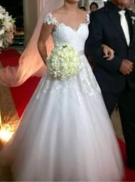 Vestido de noiva Marie Lafayette