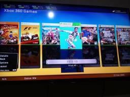 Xbox Slim destravado 48 JOGOS