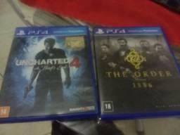 Vendo 2 jogos bolados