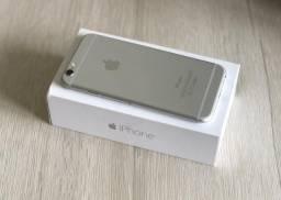Iphone 6, 64gb, Prata