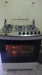 Imperdível fogão 5bocas Brastemp