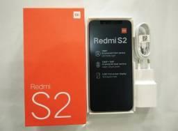 S2 Xiaomi Prata Lacrado , 64GB 4GB Ram, Versão Global, Produto Novo lacrado com Garantia