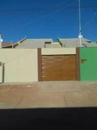 Bela Casa 2/4 com Suite - Res. Buriti Sereno - Aparecida de Goiânia