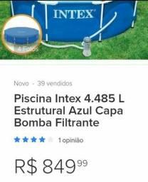 Piscina Intex 4.485 Litros