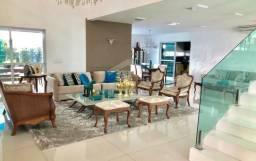 Casa em Condomínio Alto Padrão | 5 Suítes | 400m² | Acabamento Padrão |