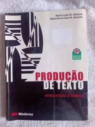 Livro produção de texto interlocução e gêneros
