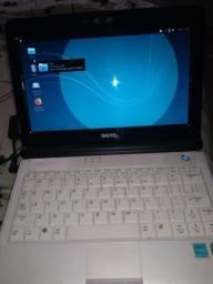 Vendo netbook BenQ 10 polegadas usado.