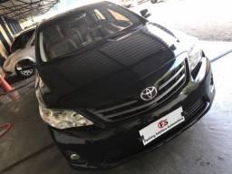Corolla 11/12 XEI, Flex, Preto - Vendo ou troco R$44.900,00