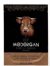 Modorgan - O Rei da Engorda! (Núcleo Mineral Vitamínico com Virginiamicina para Bovinos)
