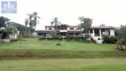 Chácara para alugar com 4 dormitórios em Parque niágara, Campo limpo paulista cod:CH01345