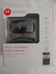 Baba Eletrônica - Câmera Motorola Wi-fi HD
