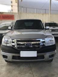Ford ranger xlt cd 3.0 diesel 2010 completa - 2010