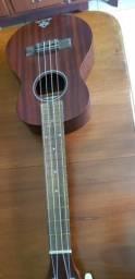 Kalani ukulele concerto acústico comprar usado  Cuiabá