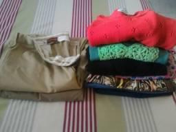 Combo 11 roupas Plus size