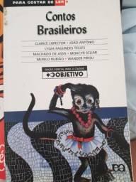 Livro Contos Brasileiros