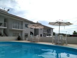 Alugo para Temporada Apto de 2/4 com piscina em Porto Seguro-BA