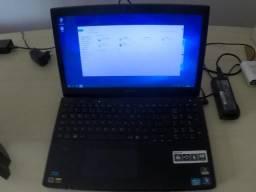 Notebook sony vaio intel core i7, vídeo dedicado, tela 15,5 comprar usado  Curitiba