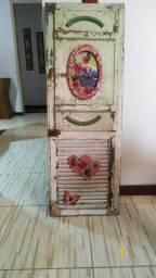 Artesanato em Pátina - Decoupagem - Casca de Ovos