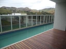A RC+Imóveis vende um excelente apartamento na beira rio - Centro - Três Rios - RJ