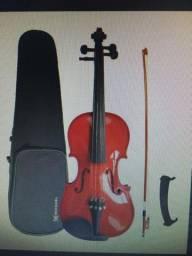 Vendo violino semi-novo