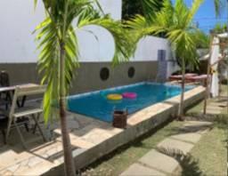 Casa temporad com piscina Aracaju! Leia a descrição