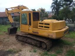 Escavadeira Hidraulica PC150