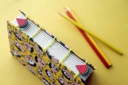 Caderno artesanal Magali