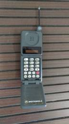 Celular antigo Motorola PT550 (Troco por videogame ou brinquedos)