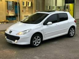 Abaixo de Fipe Peugeot 307 PR PK 1.6 - Único Dono