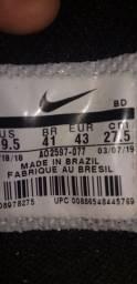 Vendo chuteira tamanho 41 Nike