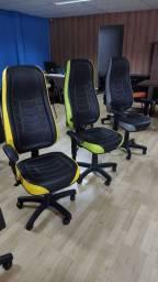 Título do anúncio: Cadeira top gamer, Cadeira  Presidente, gamer