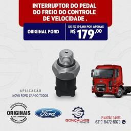 INTERRUPTOR DO PEDAL DO FREIO DO CONTROLE  DE VELOCIDADE  ORIGINAL FORD