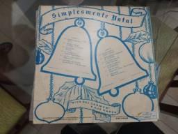LP Simplesmente Natal - Nito del Carmen e sua Harpa