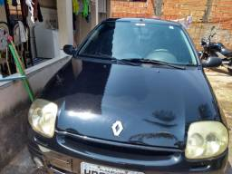 Clio sedan 2003 baixei pra vender hj