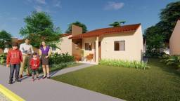 Casas a venda no residencial Vale das Baraúnas