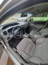 Honda - Civic LXR 2014 muito novo