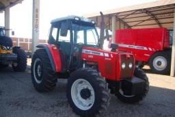 Trator MF 283 Advance Cabine Agroleite