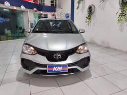 Toyota Etios 1.3 (Flex) (Aut) 2019