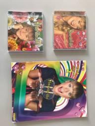 Floribella - Kit com 2 cds + álbum de figurinha