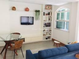 Título do anúncio: Humaitá - Rua Maria Eugenia - 2 quartos com dependência