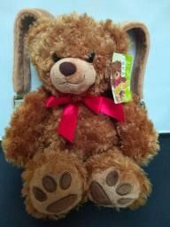 Mochila de Ursinho Importado Novo - Teddy Bear