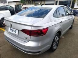 Volkswagen Virtus 1.0 200 TSI Comfortline Prata 2019