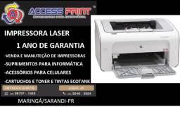 Impressora laser hp P1102