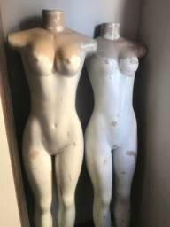 Vendo manequins usados