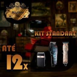 Título do anúncio: Kit barbeiro iniciantes