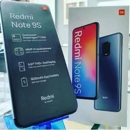 Redmi Note 9S Cinza 4GB 64GB